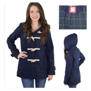 Tommy girl toggle coat